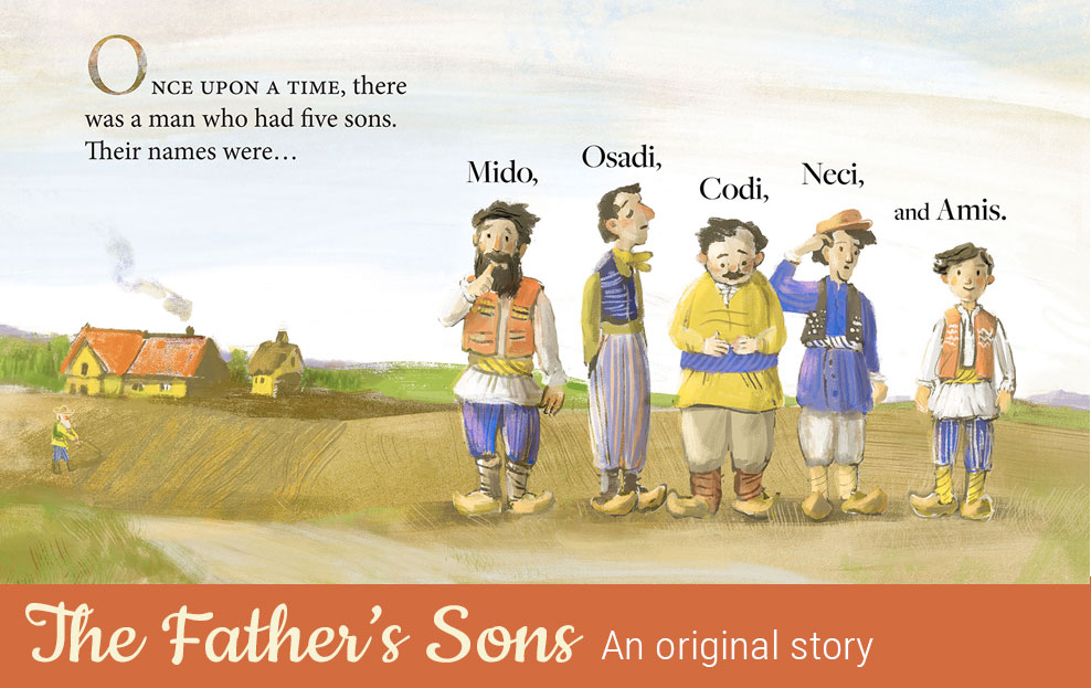 The Father's Sons