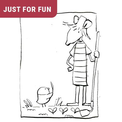 Mouse and Bird: Slug part 1