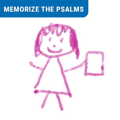 Memorize the Psalms