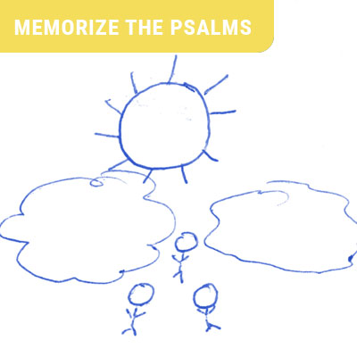 Psalm 100 Line 1 featured image