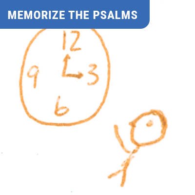 Featured image Memorize the Psalms