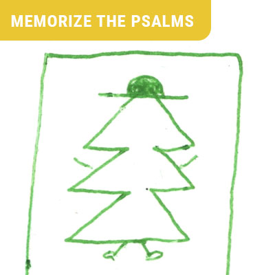 Memorize the Psalms Featured Image